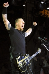 Metallica feiern Band-Jubilaeum