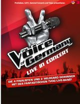 'The Voice Of Germany' auf Tour durch Deutschland