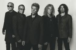 Bon Jovi: auf Tour