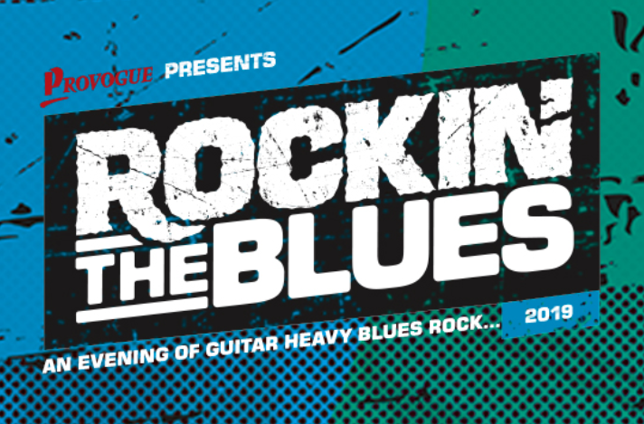 Rockin' The Blues 2019 - Da Blues Festival Ereignis!