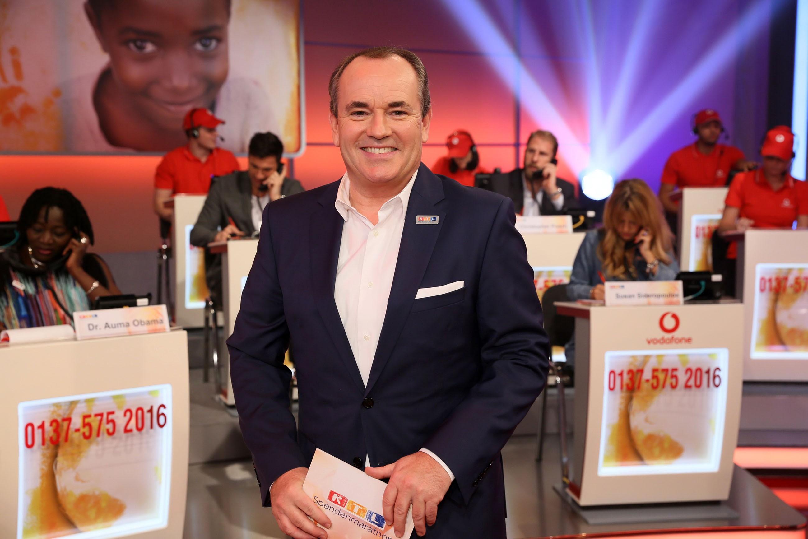 'RTL Spendenmarathon 2018' - Viele Stars im Einsatz für Not leidende Kinder!