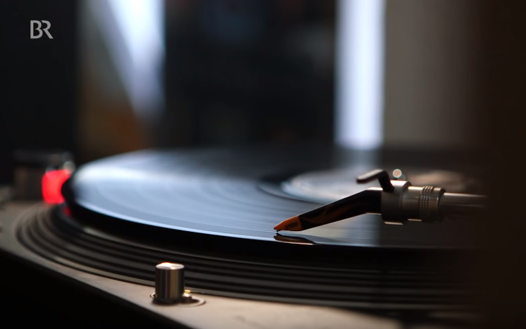 Die Magie der Schallplatte - Vinyl ist zurueck!