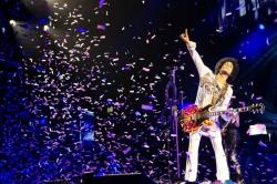 Die wilden Partys von Prince
