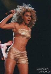 Beyoncé: Eierwerfer am Set