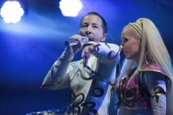 DJ BoBo erklaert seinen Albumtitel 'KaleidoLuna'