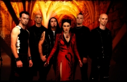 Deutsche Album-Charts: Within Temptation neu auf Platz eins