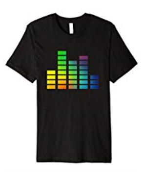 T-Shirts fuer DJs - ohne die laeuft nichts