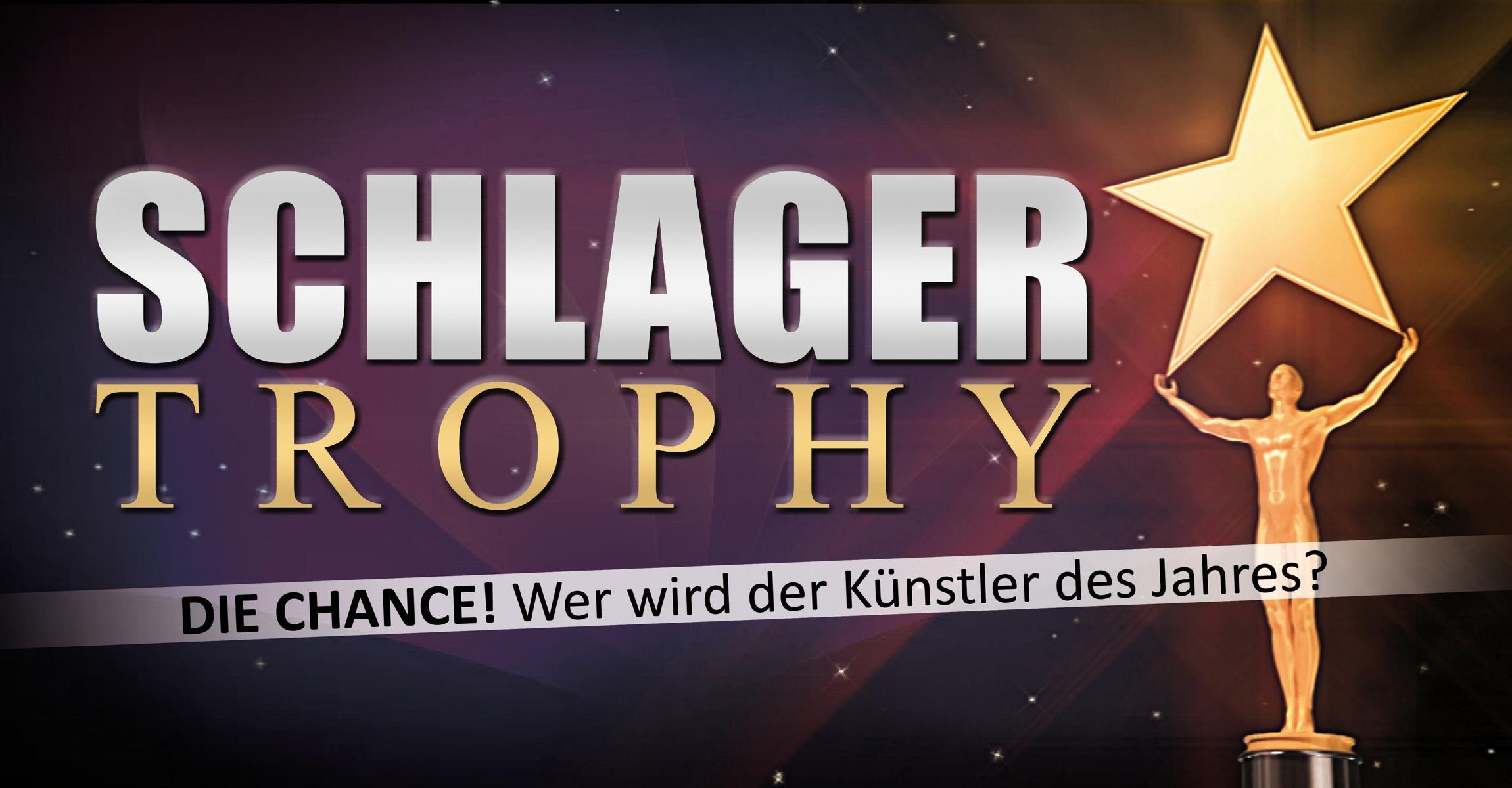 Die Schlager-Trophy 2019 startet Bewerbungsphase