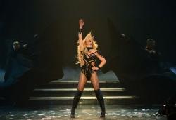 Britney Spears  tanzt wieder