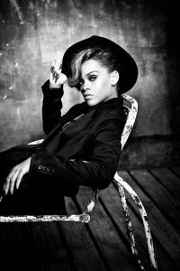 Rihanna wollte erst Fashion-Respekt