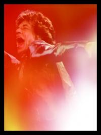 Mick Jagger: immer am Sport machen
