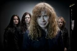 Megadeth: Frontmann Dave Mustaine hat Krebs