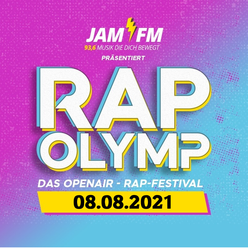 RapOlymp 2019:  Deutschrap Festival in Berlin!
