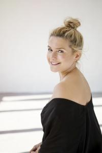 Jeanette Biedermann: musikalische Liebeserklaerung