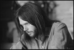 Neil Young, ein Kontroll-Freak
