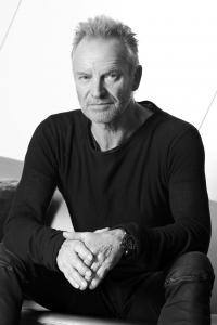 Sting: 'Die Welt brennt'