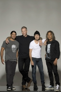 Metallica spenden 1,5 Millionen Dollar an Beduerftige in Europa