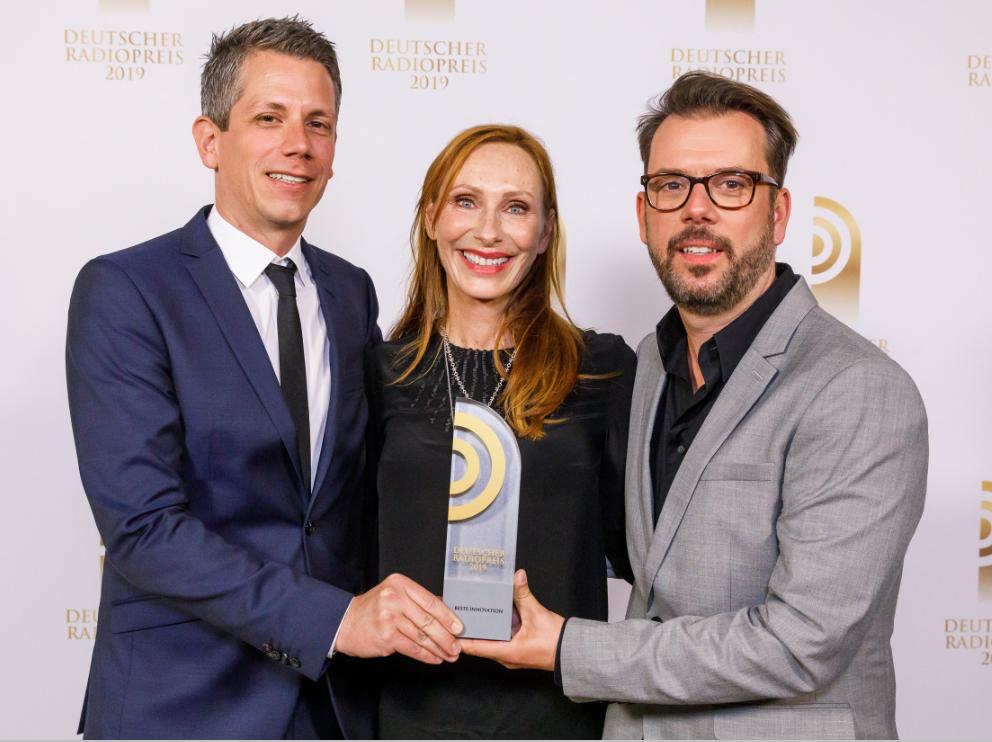 104.6 RTL – Berlins Hitradio gewinnt den Deutschen Radiopreis 2019