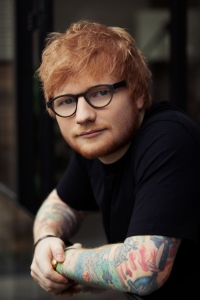 Ed Sheeran verdiente 47.000 Pfund pro Tag