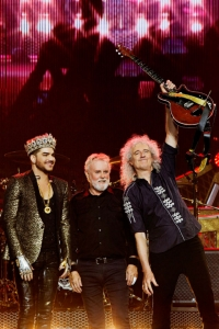 'Queen' Brian May hat wieder 'Instagram'-Zugang