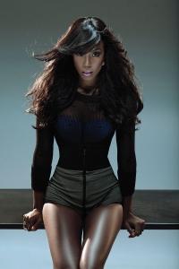 Kelly Rowland: schon jetzt in Weihnachtsstimmung