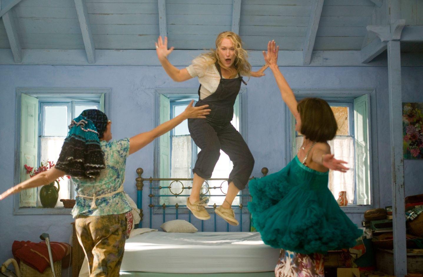 Mamma Mia! kommt Weihnachten ins Fernsehen
