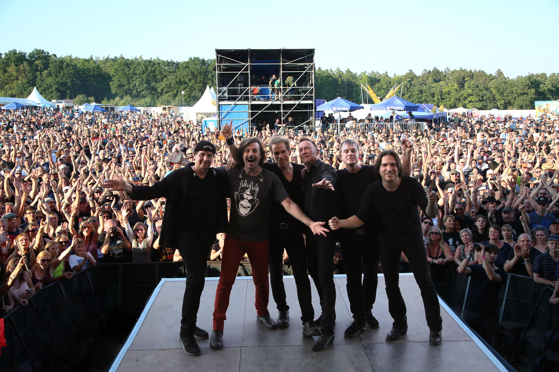 The Hooters kommen auf ausgedehnte Deutschlandtour