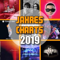Hits 2019 - die Jahrescharts