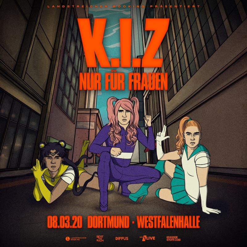 K.I.Z. veranstalten Konzert nur für Frauen