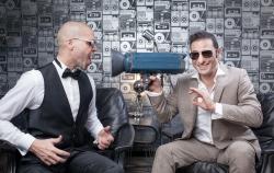 Silvester: 'Orange Blue' feiern mit neuer Single TV-Premiere