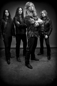 'Megadeth' sind offiziell zurueck