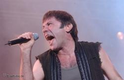 'Iron Maiden': Bruce Dickinson tritt Royal Air Force bei