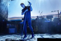 Chris Martin und die unhoeflichen Fans