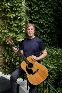 Paul McCartney besuchte altes Haus nur fuer James Corden