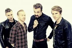 'Royal Republic' über ihre Konzerte