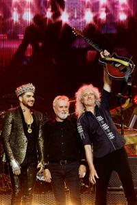 'Queen' spielen Live-Aid-Konzert von 1985 nach