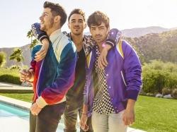 'Jonas Brothers': 'Dankeschoen!'
