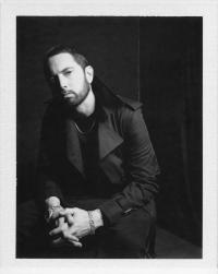 Eminem, ein Gast im Hip-Hop-Genre