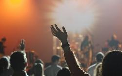 Musikfestival auf Ökokurs