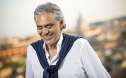 Ostern: einzigartiger Auftritt von Andrea Bocelli
