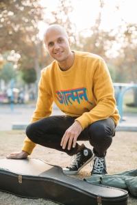 Milow: positiv dank Musik