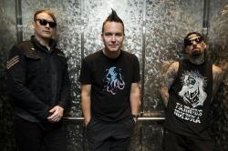 'Blink-182' arbeiten an neuem Album
