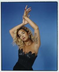 Rita Ora hat Spass mit 'Tik Tok'
