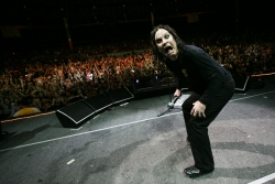 Ozzy Osbourne, einer der letzten grossen Entertainer