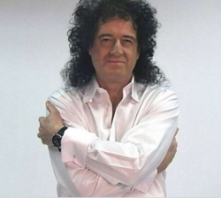 Brian May toppt Jimi Hendrix