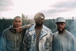 'Black Eyed Peas': neues Album am Start