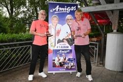 'Amigos' übertreffen 'The Beatles' & 'Die Toten Hosen'