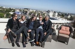 'Foo Fighters': Dave Grohl fuehlte sich unwohl auf der Buehne