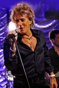 Rod Stewart: selbstbewusster im Alter