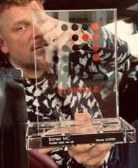 Bonez Mc: Award fuer sechsten Nummer-eins-Hit